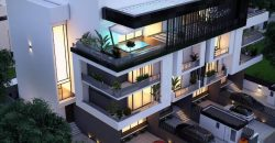 LUXURY TERRACES WITH PENT HOUSE FOR SALE IN IKOYI